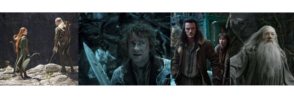 ➽ LE HOBBIT : LA DESOLATION DE SMAUG | ★★★★★ |