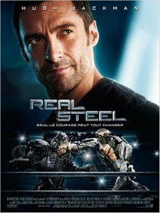 ➽ REAL STEEL | ★★★★★ |