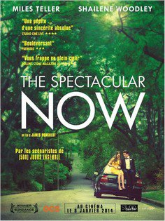 ➽ THE SPECTACULAR NOW | ★★★★★ |
