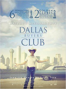 ➽ DALLAS BUYERS CLUB | ★★★★★ |