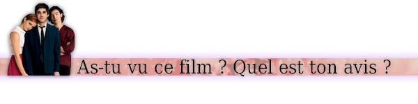 ➽ LE MONDE DE CHARLIE | ★★★★★ |