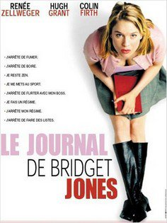 ➽ LE JOURNAL DE BRIDGET JONES | ★★★★★ |