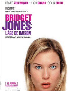➽ BRIDGET JONES : L'ÂGE DE RAISON | ★★★★★ |