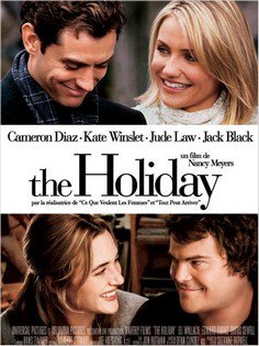 ➽ THE HOLIDAY | ★★★★★ |