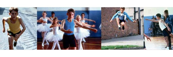 ➽ BILLY ELLIOT | ★★★★★ |