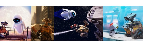 ➽ WALL-E | ★★★★★ |