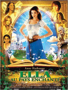 ➽ ELLA AU PAYS ENCHANTE | ★★★★★ |