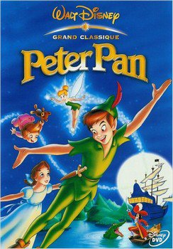 ➽ PETER PAN, DISNEY | ★★★★★ |
