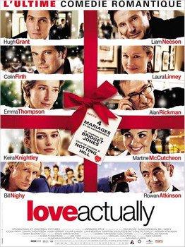 ➽ LOVE ACTUALLY | ★★★★★ |