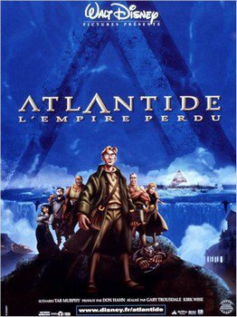 ➽ ATLANTIDE : L'EMPIRE PERDU | ★★★★★ |