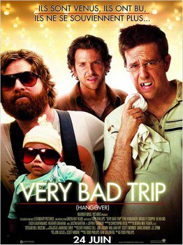 ➽ VERY BAD TRIP | ★★★★★ |