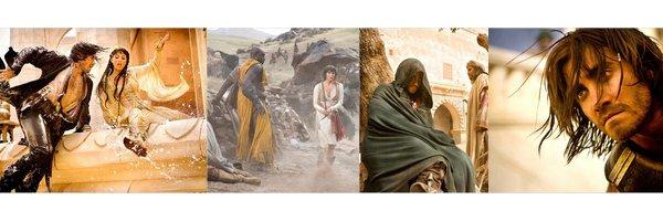 ➽ PRINCE OF PERSIA : LES SABLES DU TEMPS | ★★★★★ |