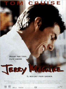 ➽ JERRY MAGUIRE | ★★★★★ |