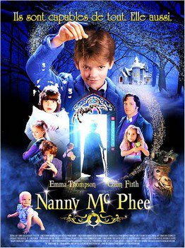 ➽ NANNY MCPHEE | ★★★★★ |