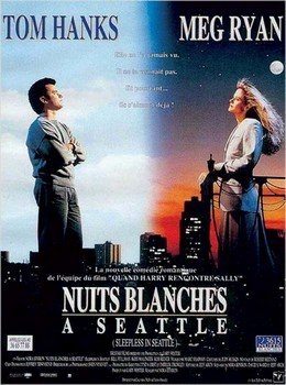➽ NUITS BLANCHES A SEATTLE | ★★★★★ |