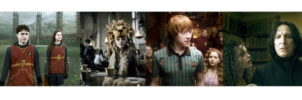 ➽ HARRY POTTER ET LE PRINCE SANG-MELE | ★★★★★ |