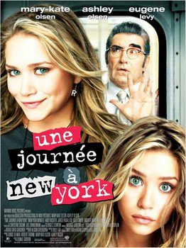 ➽ UNE JOURNEE A NEW-YORK | ★★★★★ |