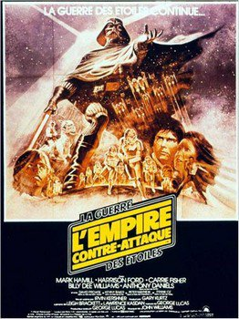 ➽ STAR WARS V, L'EMPIRE CONTRE-ATTAQUE | ★★★★★ |
