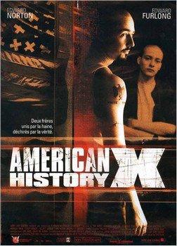 ➽ AMERICAN HISTORY X | ★★★★★ |