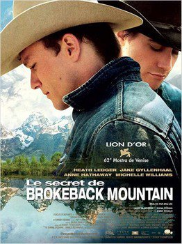 ➽ LE SECRET DE BROKEBACK MOUNTAIN | ★★★★★ |