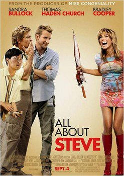 ➽ ALL ABOUT STEVE | ★★★★★ |