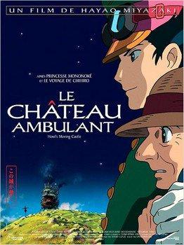 ➽ LE CHATEAU AMBULANT   ★★★★★  