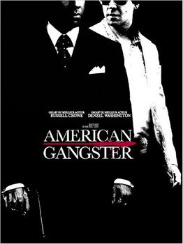 ➽ AMERICAN GANGSTER | ★★★★★ |