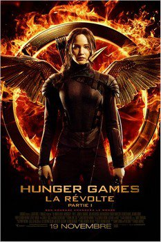 ➽ HUNGER GAMES, LA REVOLTE PART 1. | ★★★★★ |