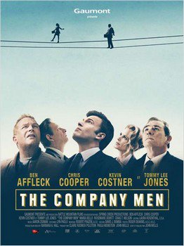 ➽ THE COMPANY MEN | ★★★★★ |