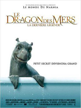 ➽ LE DRAGON DES MERS, LA DERNIERE LEGENDE | ★★★★★ |