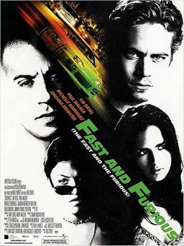 ➽ FAST AND FURIOUS | ★★★★★ |