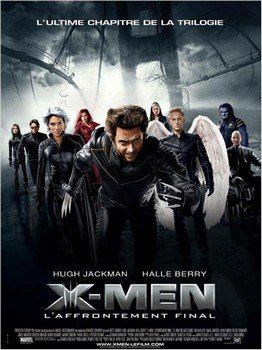 ➽ X-MEN : L'AFFRONTEMENT FINAL | ★★★★★ |