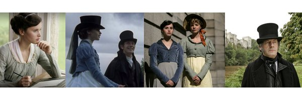 ➽ NORTHANGER ABBEY | ★★★★★ |