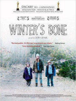 ➽ WINTER'S BONE | ★★★★★ |