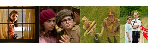 ➽ MOONRISE KINGDOM | ★★★★★ |