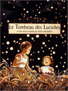 ➽ LE TOMBEAU DES LUCIOLES | ★★★★★ |