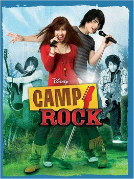 ➽ CAMP ROCK | ★★★★★ |