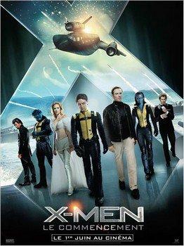 ➽ X-MEN : LE COMMENCEMENT | ★★★★★ |