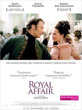 ➽ ROYAL AFFAIR | ★★★★★ |