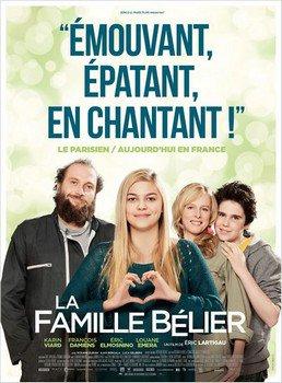 ➽ LA FAMILLE BELIER | ★★★★★ |