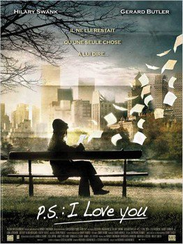 ➽ P.S : I LOVE YOU | ★★★★★ |