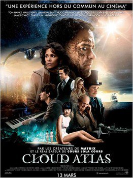 ➽ CLOUD ATLAS | ★★★★★ |