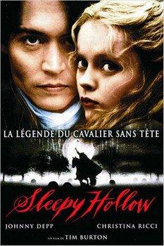 ➽ SLEEPY HOLLOW, LA LEGENDE DU CAVALIER SANS TETE | ★★★★★ |