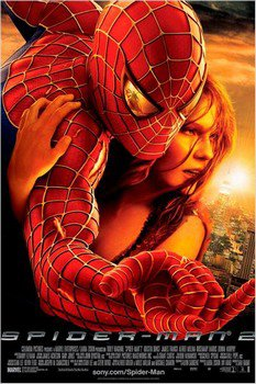 ➽ SPIDERMAN 2 | ★★★★★ |