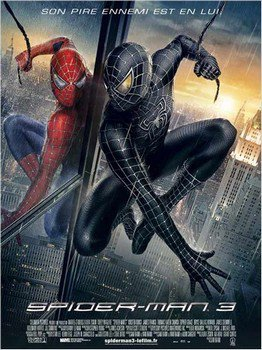 ➽ SPIDERMAN 3 | ★★★★★ |