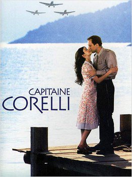 ➽ CAPITAINE CORELLI | ★★★★★ |
