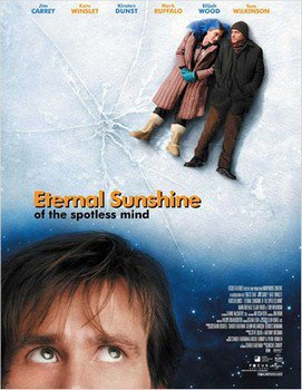 ➽ ETERNAL SUNSHINE OF THE SPOTLESS MIND | ★★★★★ |