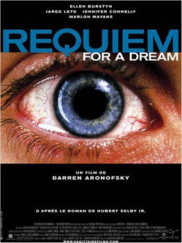 ➽ REQUIEM FOR A DREAM | ★★★★★ |