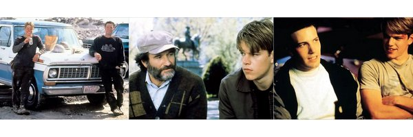 ➽ WILL HUNTING | ★★★★★ |