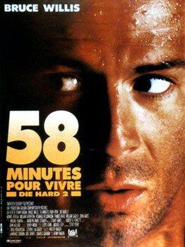 ➽ DIE HARD 2, 58 MINUTES POUR VIVRE | ★★★★★ |